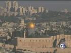 Polícia monta bloqueios para fazer guarda de sinagoga em Jerusalém