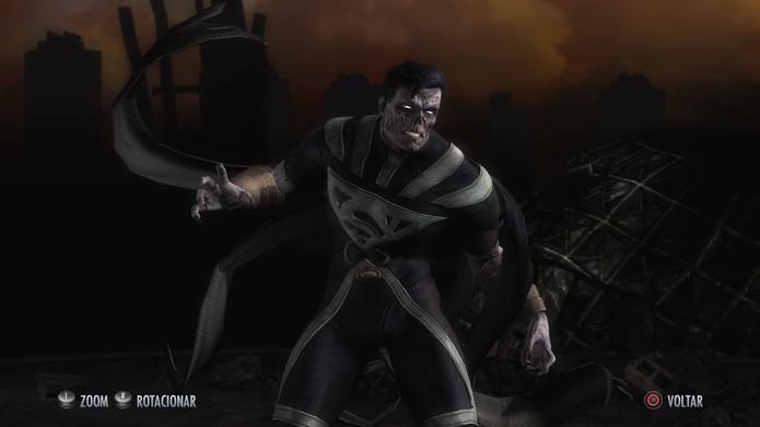 Kal-L Lanterna Negro (Foto: Reprodução/Felipe Vinha)