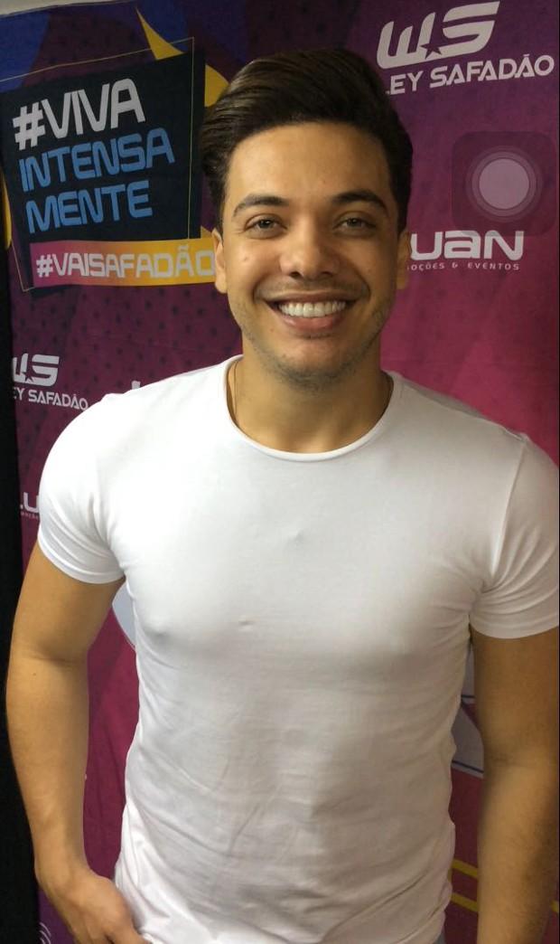 Wesley Safadão (Foto: Rafael Godinho/Quem)