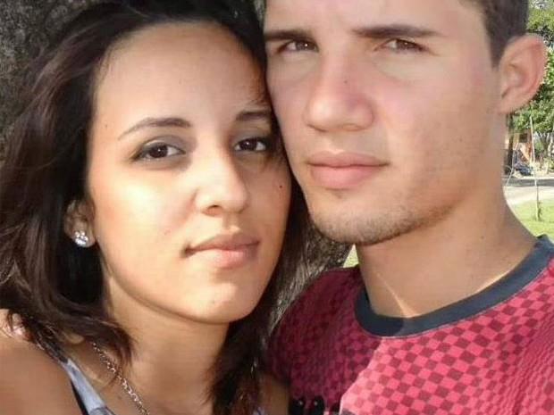 Nadyne e Deonir estão desaparecidos, segundo familiares (Foto: Reprodução/Facebook)