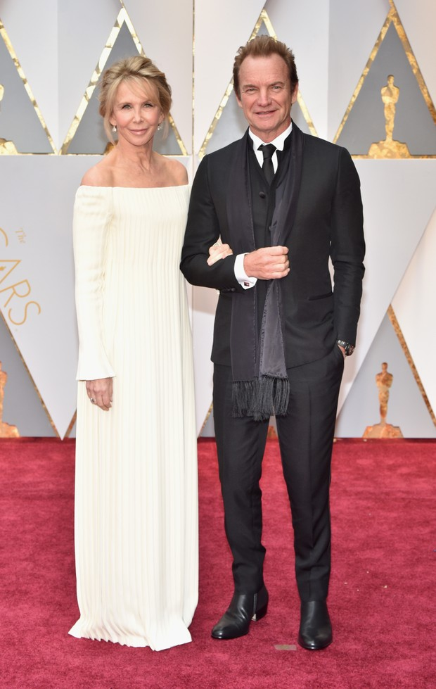 Trudie Styler e Sting (Foto: Getty Images)