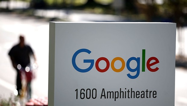 Sede do Google em Mountain View (Foto: Justin Sullivan/Getty Images)