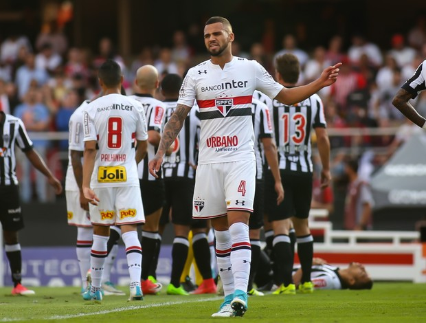 São Paulo x Atlético-MG Lucão