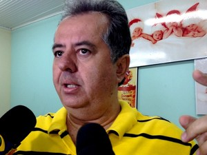 Osmir Neto Acre (Foto: Rayssa Natani / G1)