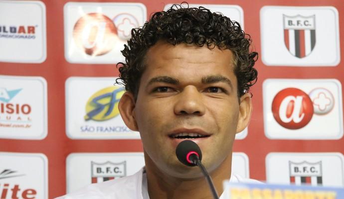 Camilo relembra vitória do Botafogo-SP que manteve time na Série A-1 em 2012 (Foto: Rogério Moroti/Ag. Botafogo)