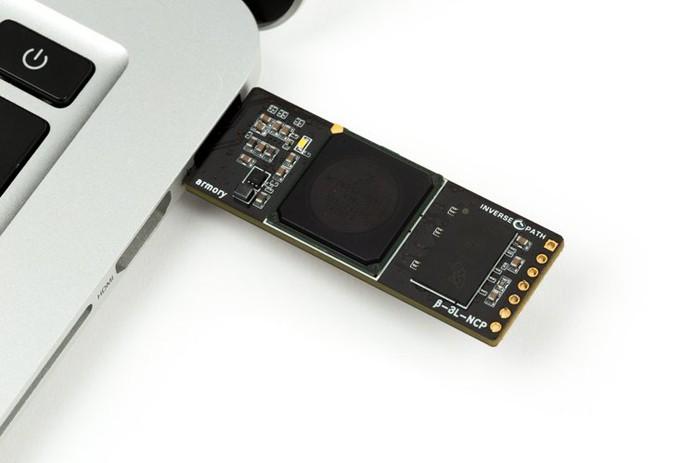 Periférico usa Linux para armazenar dados com segurança (Foto: Reprodução/Crowd Control)