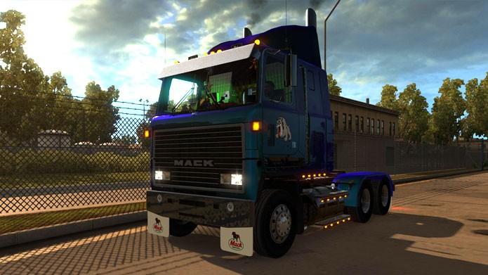 Como baixar e instalar mods em American Truck Simulator (Foto: Reprodução/ModsATS)