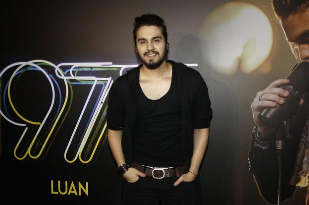 Luan Santana - Premiere do lançamento do novo DVD - Luan Santana (Foto   Celso 46748bff18