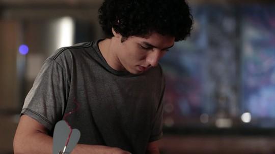 Últimos capítulos: Sam convence Bruno a roubar a própria mãe