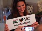 Fora da Sapucaí, Marquezine anuncia participação virtual em desfile