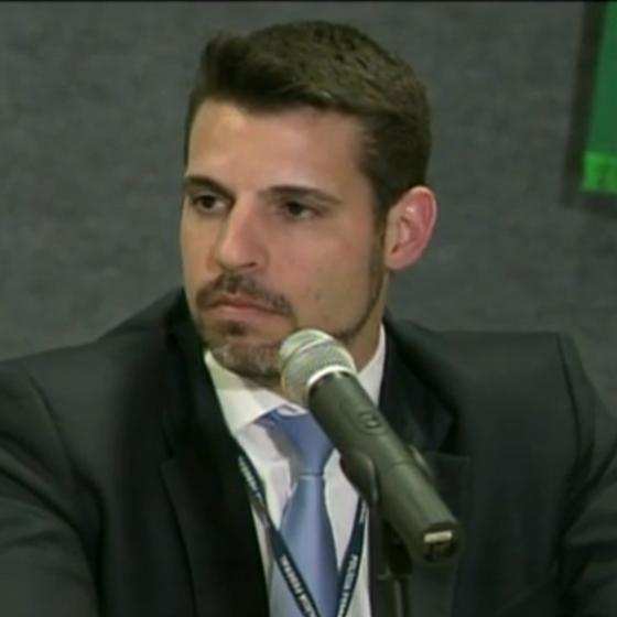 O delegado Maurício Moscardi Grillo (Foto: Reprodução/ Youtube)