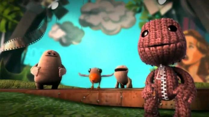 LittleBigPlanet 3 trará novos personagens para a aventura (Foto: Reprodução: YouTube) (Foto: LittleBigPlanet 3 trará novos personagens para a aventura (Foto: Reprodução: YouTube))