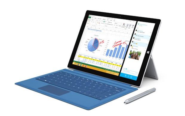 Surface Pro 3, novo tablet da Microsoft (Foto: Divulgação/Microsoft)