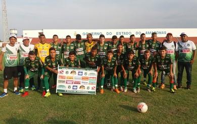 Tapajós vence Sul América na estreia da Copa Amazonas (Foto: Divulgacao/ Ascom Tapajós)