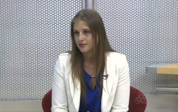 Cibelle  (Foto: Acre TV)
