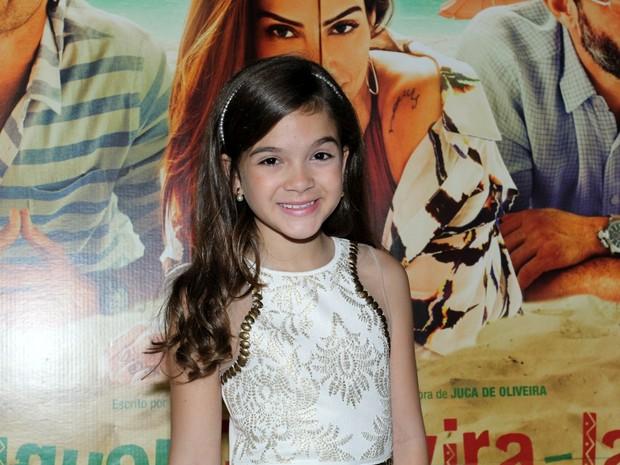Mel Maia em pré-estreia de filme na Zona Sul do Rio (Foto: Alex Palarea/ Ag. News)