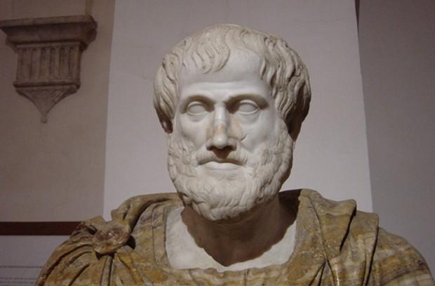 Busto de Aristóteles (Foto: National Museum of Rome)