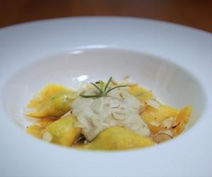 Ravioli de aipim com recheio de tofu: receita da Bela Gil