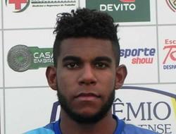 Zagueiro Caíque e meia-atacante Vitor Hugo, Catanduvense, Copa Paulista (Foto: Divulgação / Grêmio Catanduvense)