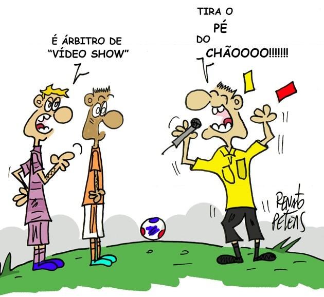 """BLOG: Árbitro de """"vídeo show"""""""