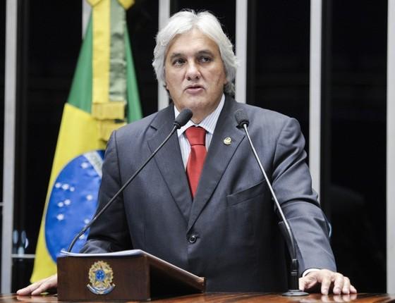 Delcídio do Amaral (Foto: Pedro França/Agência Senado)