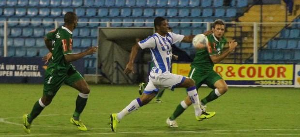 Reis Fabiano Avaí Chapecoense (Foto: Jamira Furlani / Avaí FC)