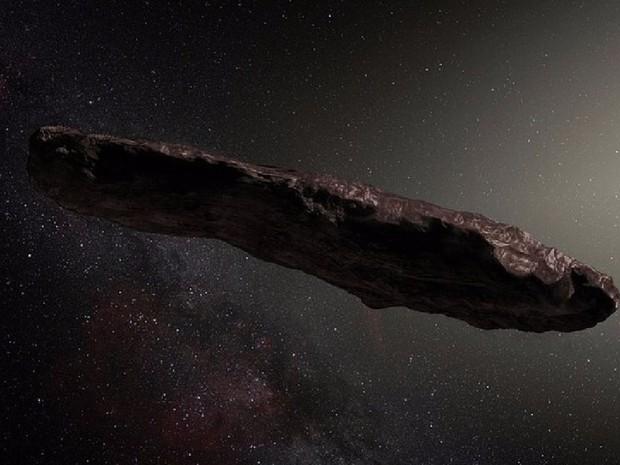Oumuamua  (Foto: Divulgao)