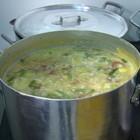 Como fazer o caldo de aipim com carne seca (Rede Globo)