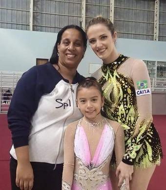 Viviane Oda Natália Gaudio (Foto: Arquivo Pessoal)