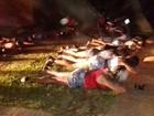 Após denúncia, integrantes de baile funk são detidos em Uberlândia