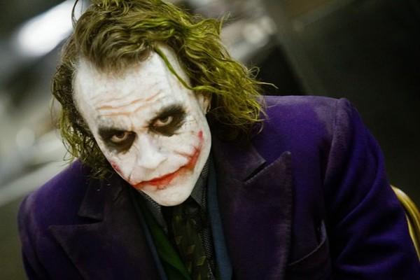Heath Ledger em 'Batman: O Cavaleiro das Trevas' (2008) (Foto: Divulgação)