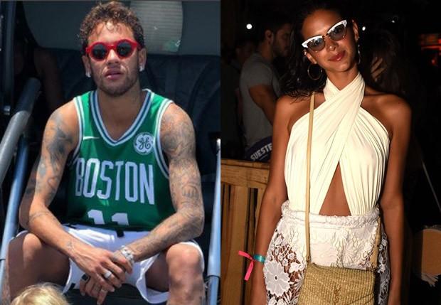 Neymar e Bruna Marquezine estão em Noronha para o Revéillon (Foto: Reprodução/Instagram)