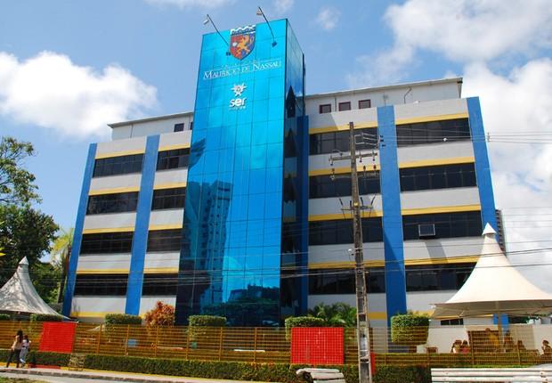 Faculdade Maurício de Nassau em Recife, que pertence ao Grupo Ser Educacional (Foto: Divulgação)