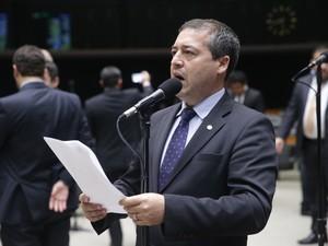 Ronaldo Nogueira (PTB-RS) está no segundo mandato na Câmara Federal (Foto: Ananda Borges/Câmara dos Deputados)