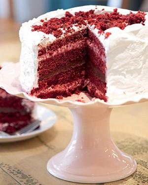 Red velvet cake (Foto: Iara Venanzi/Casa e Comida)