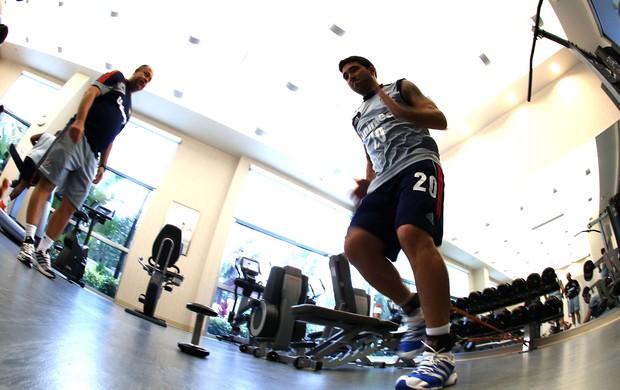 Deco treino Fluminense Orlando (Foto: Nelson Perez / Flickr do Fluminense)