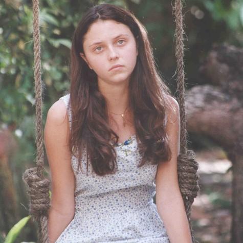 A atriz em Porto dos Milagres (Foto: TV Globo)