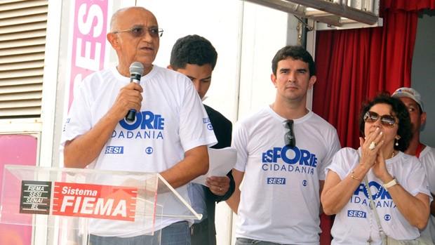 No Maranhão, Esporte e Cidadania realiza 15,6 mil atendimentos  (Veruska Oliveira/Ascom/Fiema)