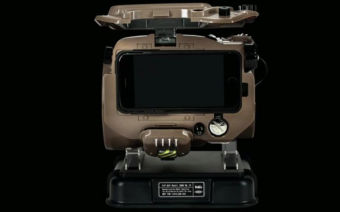 Pipboy de verdade virá com versão de colecionador (Foto: Reprodução/TechTudo)