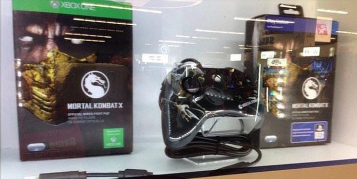 Controle foi anunciado em feira de games (Foto: Reprodução/GamingJudgment)