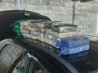 Dupla é presa com 30 tijolos de pasta de cocaína em rodovia de Araraquara