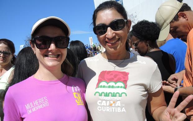 Corredores amadores Eu Atleta evento bolt (Foto: Igor Christ)