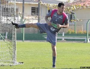 Wilson, goleiro do Figueirense (Foto: Luiz Henrique, divulgação / FFC)