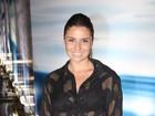 'Nem vi meus filhos hoje, saudade imensa', diz Giovanna Antonelli
