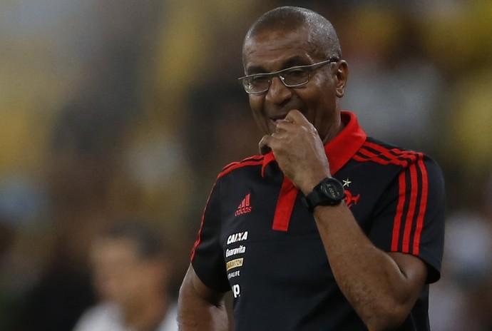 Cristóvão Borges Flamengo x Vasco (Foto: André Mouraão/Agência O Dia/Estadão Conteúdo)