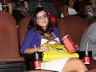 Giovanna Lancellotti e Juliana Didone prestigiam pré-estreia de filme