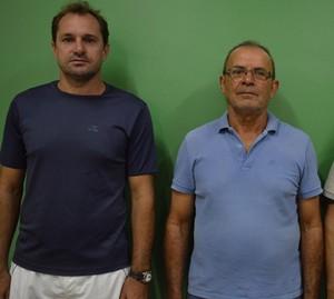 Nova diretoria do Guaraí  (Foto: Guaraí Notícias)