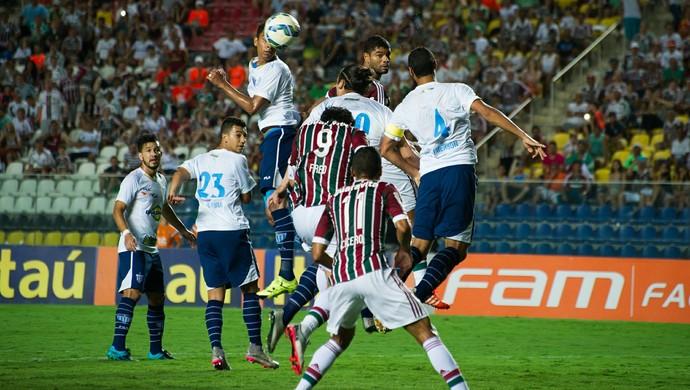 Fluminense x Avaí (Foto: Bruno Haddad/FLUMINENSE F.C.)