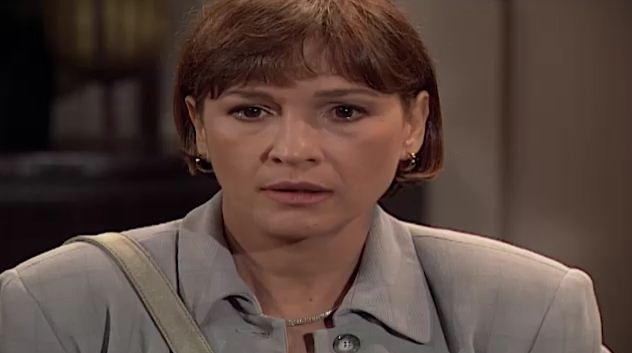 Lcia denuncia Sandra por seqestro (Foto: Reproduo/viva)