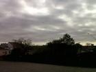 Frio marca o amanhecer de terça-feira no Rio Grande do Sul